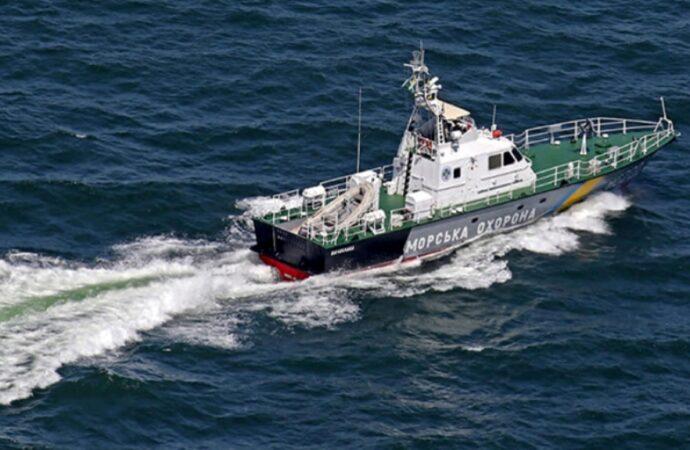 В Черном море потерпело крушение рыбацкое судно