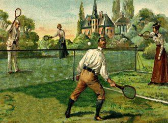 Одесские истории: как и когда Южная Пальмира начала играть в теннис (видео)