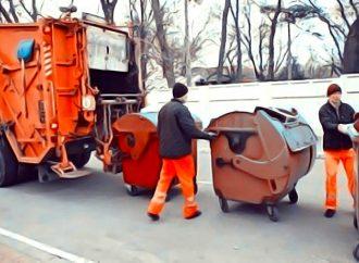 Одесситы не платят за вывоз мусора: что ждет должников?
