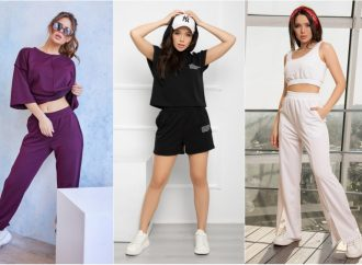 Как сейчас модно носить женские спортивные костюмы?