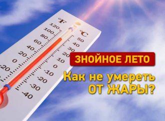 Здоровое лето: как не умереть от жары?