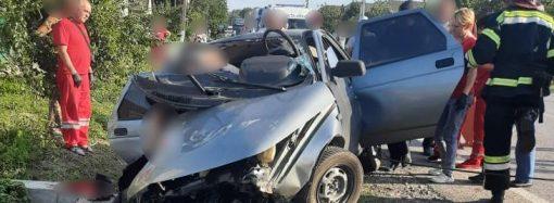 В Одесской области погибли трое полицейских