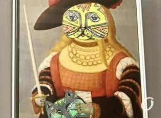 «Путешествие кота»: Во Всемирном клубе одесситов новая котовыставка (фото)