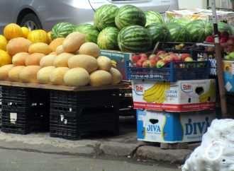 Август по-одесски: Новый базар в переливах лета и цен (фото)