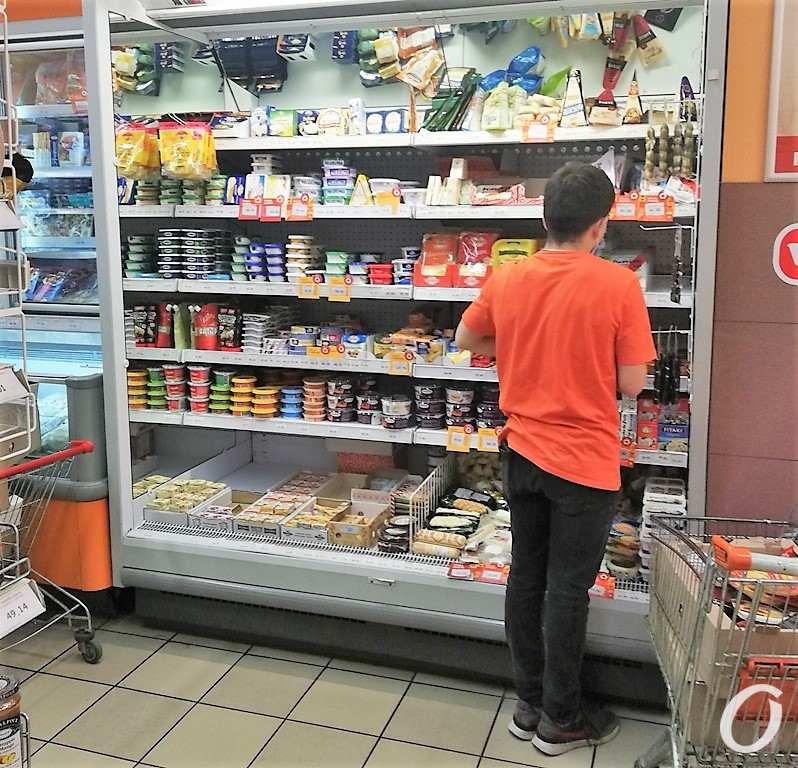 Одесский супермаркет5