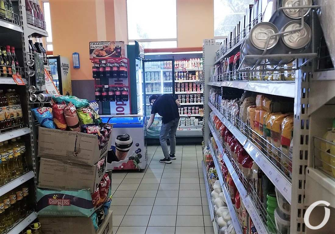 Одесский супермаркет3