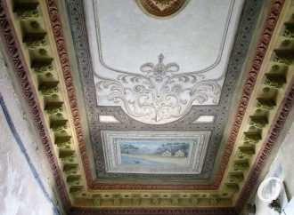 В одесском «Доме с иллюминаторами» можно полюбоваться отреставрированной старинной росписью (фото)