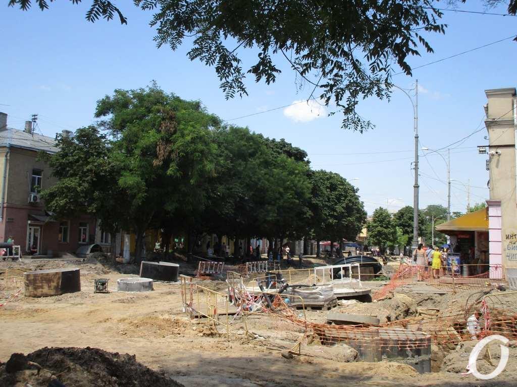 ремонт бурлящего квартала