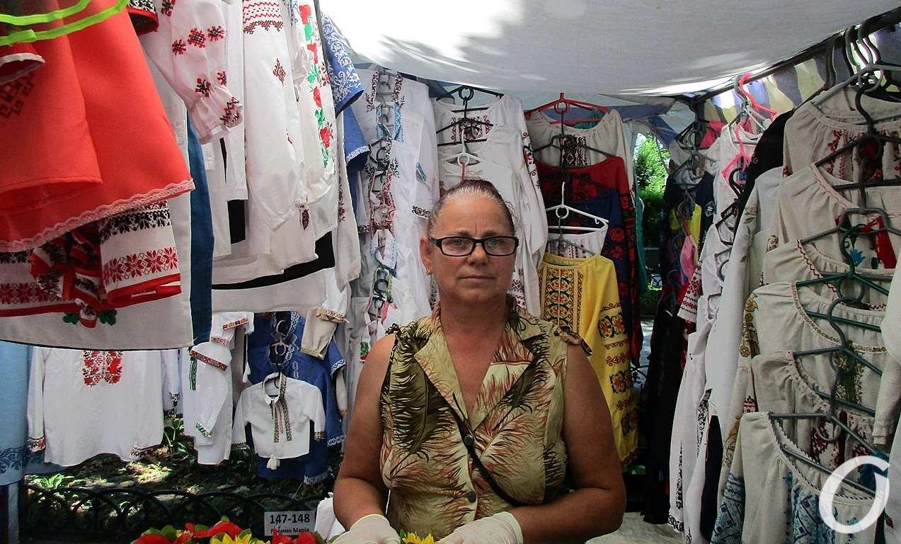вышиванковый фестиваль, мастер