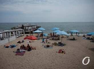 Температура морской воды в Одессе 6 сентября: на любителя