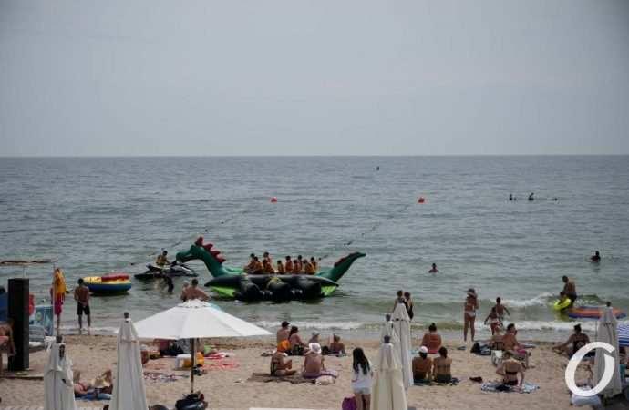 Температура морской воды в Одессе 31 августа: стоит ли идти на пляж в последний день лета
