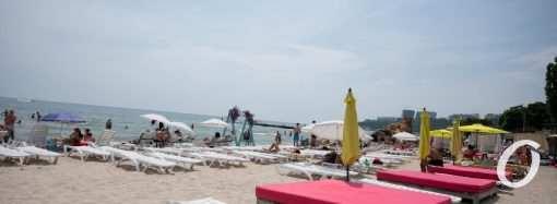 Температура моря в Одессе 13 сентября: а вода-то теплая