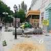 В Одессе преображают вход в дом оживших кукол и сказок (фото)