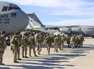 Американцы покинули Афганистан — Украинцы пока остаются, и даже совершают подвиги