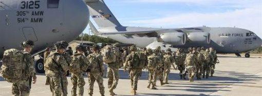 Американцы покинули Афганистан – Украинцы пока остаются, и даже совершают подвиги