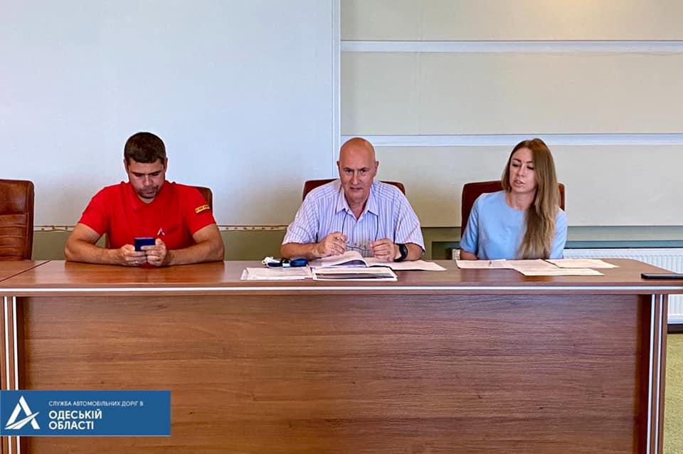 обсуждение капремонта трассы Одесса-Киев