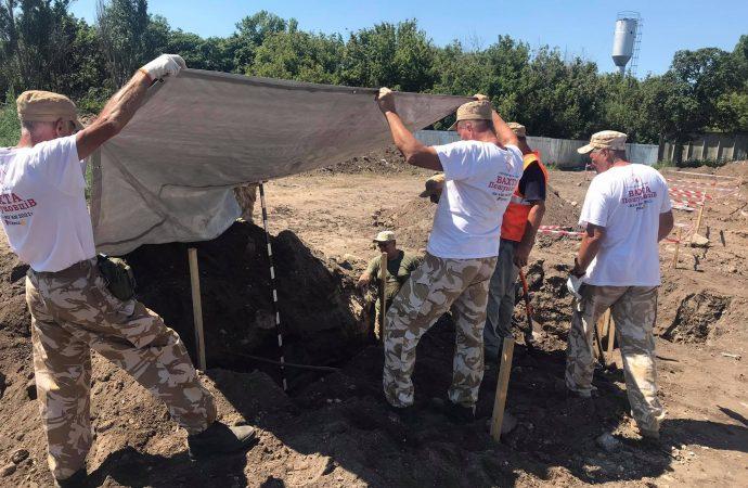 В Одессе обнаружили 6 расстрельных ям жертв НКВД – работы продолжаются