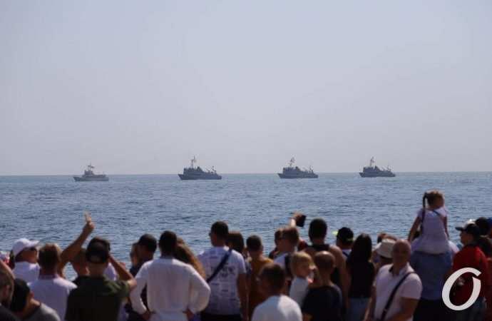 Морской парад и мега-концерт: главные новости Одессы в День Независимости