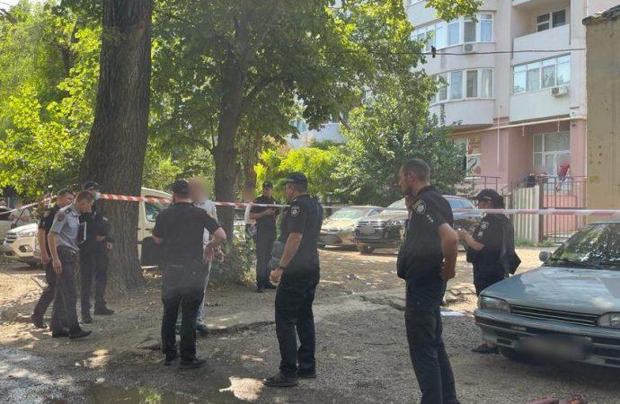Одесская полиция ищет пособника киллера с Малиновского: кто он?