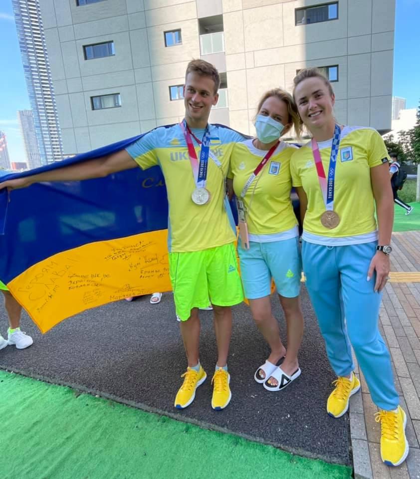 Свитолина и Романчук