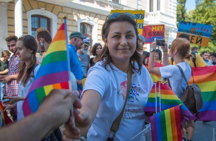 Организаторы ЛГБТ-фестиваля в Одессе попросили защиты у полиции: им угрожают