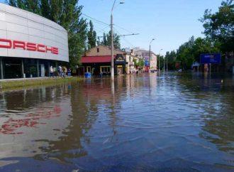 В Одессе решили избавить от подтоплений многострадальную улицу Балковскую – что предлагают?