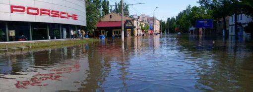 В Одессе хотят создать карту подтоплений – что это и зачем нужно (видео)