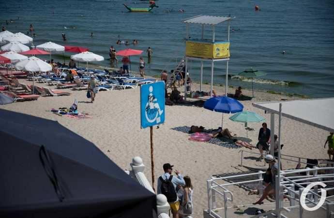 Температура морской воды в Одессе 30 августа: море зовет
