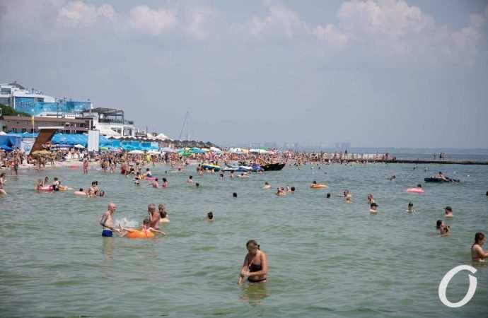 Температура морской воды в Одессе 28 августа: купаться еще можно