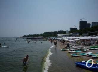 Температура морской воды в Одессе 8 сентября: закрывать ли купальный сезон?