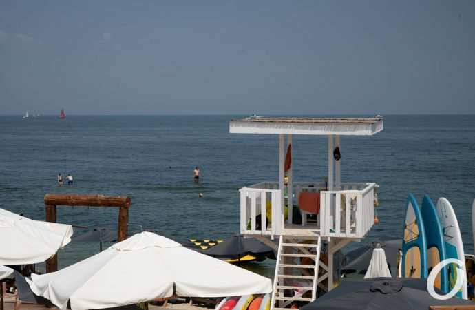 Температура морской воды в Одессе 5 сентября: море остывает
