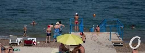 Стоит ли идти на пляж в Одессе: температура морской воды 11 сентября