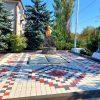 В Доброславе на Одесчине установили «шевченковский» фонтан (фото, видео)