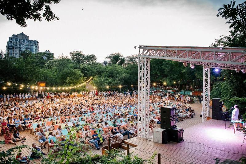 Фестиваль Идей в Одессе