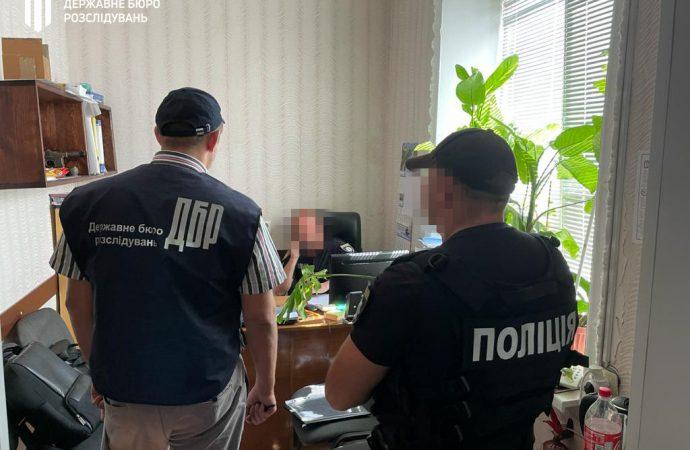 В Одесской области полицейский требовал 400 «зеленых» за «отмазку» пьяного водителя