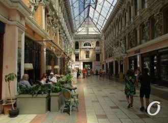 Одесский Пассаж: все входы открыты, а впереди — перемены