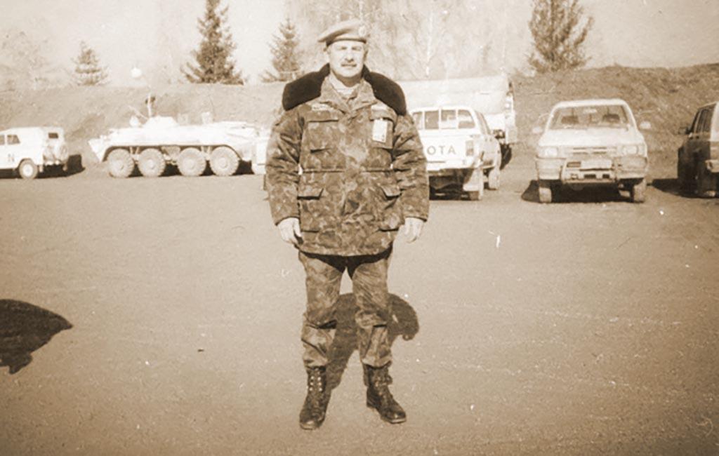 Юрий Ермаков Афганистан