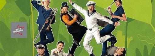 Хулиганский ансамбль из Одессы «Коммуна Люкс» зовёт на концерт в Зеленый театр