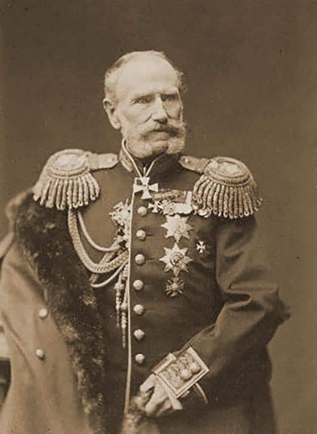 Павел Коцебу генерал-губернатор