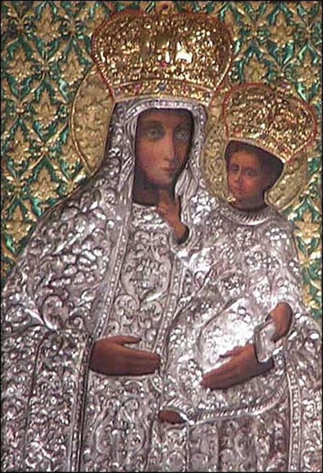 Сокальская икона Божией Матери