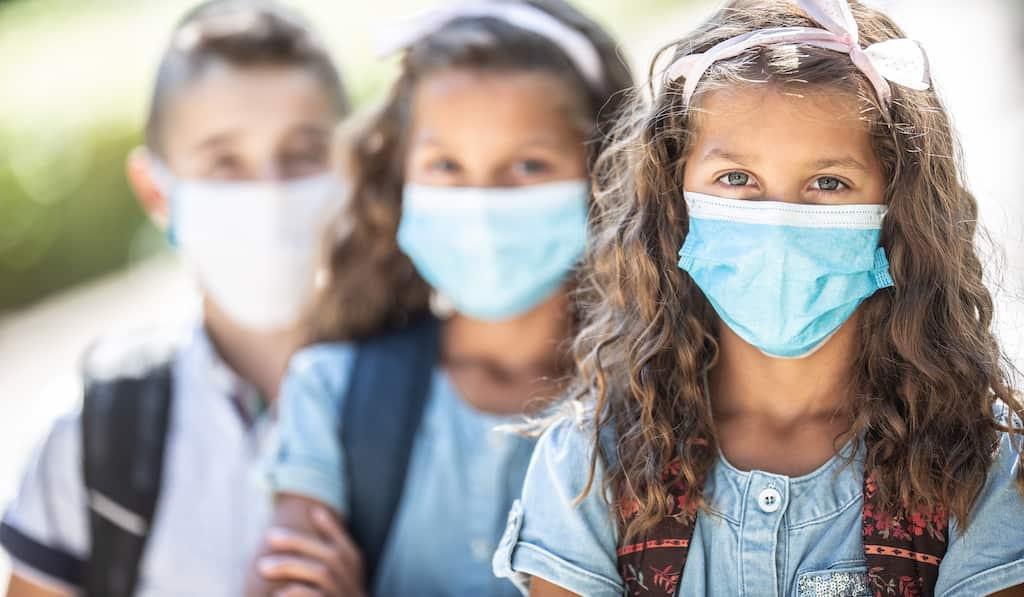 дети коронавирус маски 1