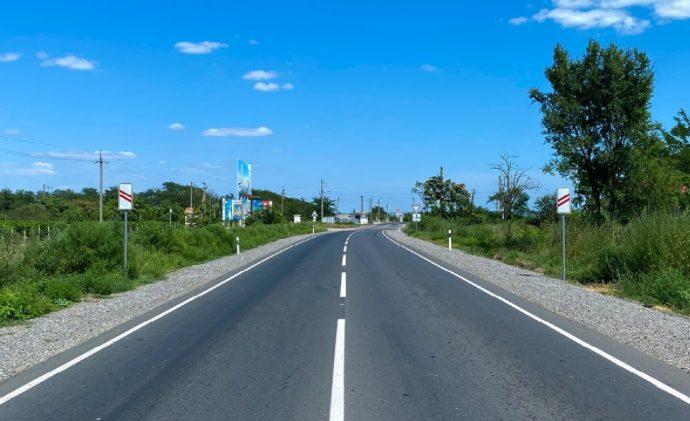 В Одесской области дорожники похвасталась новой дорогой в Сергеевку: было – стало