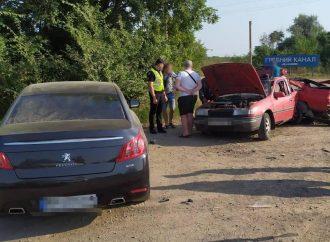 Жуткое ДТП под Одессой – Opel разорвало на части (фото)