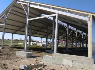 8+ преимуществ строительства объектов из металлоконструкций и сэндвич-панелей