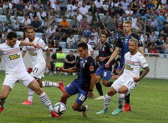 Одесский «Черноморец» сыграл первый домашний матч: игру сделал «видеосудья»