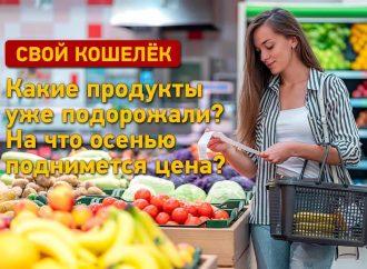 Продукты подорожают осенью: какие цены сегодня и какими будут?