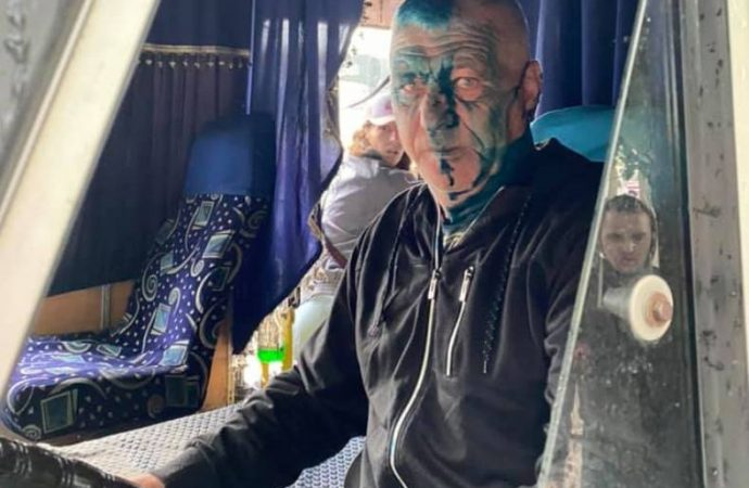 Водитель маршрутки Одесса – Черноморск нахамил АТОшнику – как наказали обидчика?