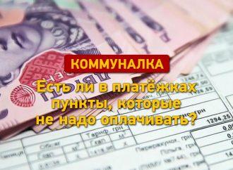 Коммунальные платежки: есть ли пункты, которые не надо оплачивать?
