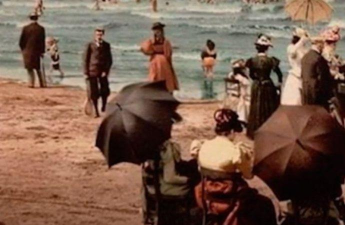 Занимательные факты из истории одесских пляжей (видео)