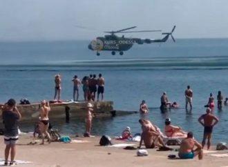 Одессу «атаковали» вертолеты и военные корабли – что происходит? (фото)